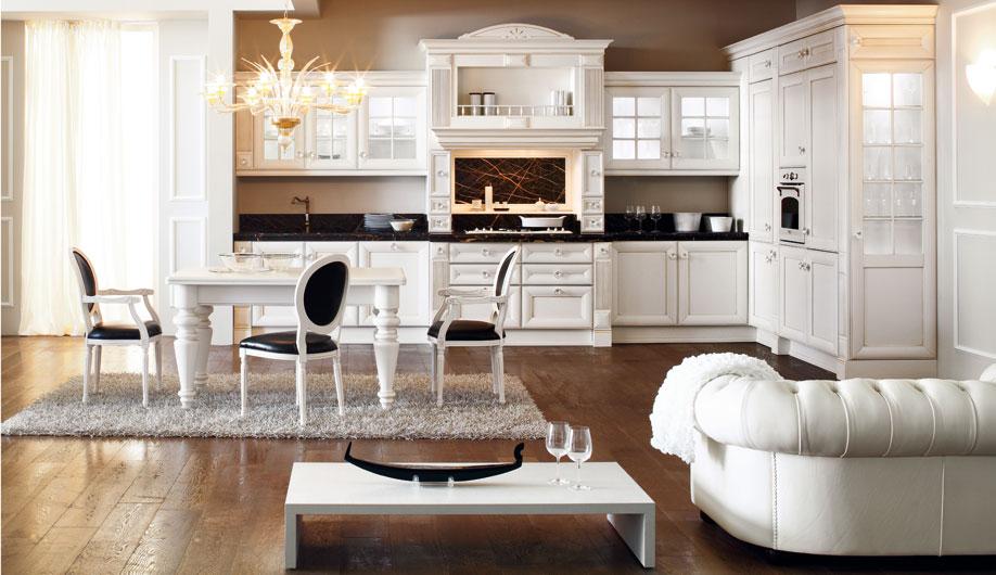Cucine classiche milano martin arreda for Modelli sedie cucina