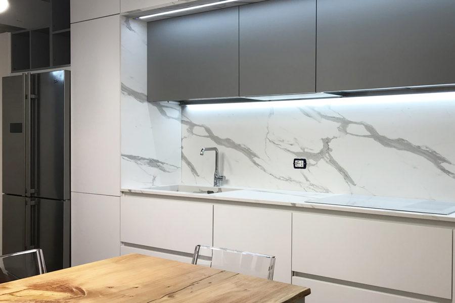 Cucina Appartamento Milano